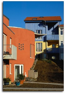 Colourful Living In Suburbia