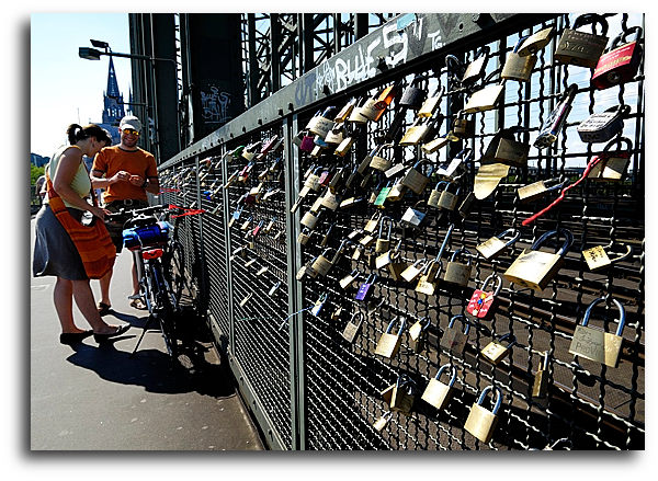 Padlocks of Love 2
